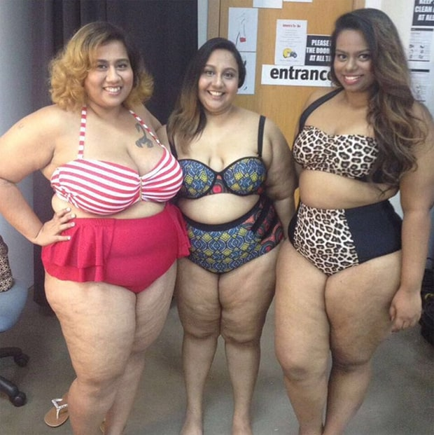 Plus-sized blogger and model, Aarti Olivia Dubey, outraged